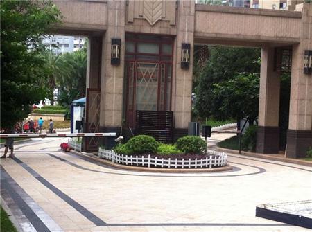 奥林匹克花园十期(融创御锦)-大门